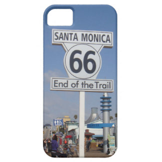 Santa Monica, California - RT 66 Barely There iPhone 5 Case