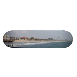 Santa Monica, California 20 Cm Skateboard Deck
