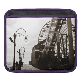 Santa Monica Pier iPad Sleeve