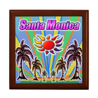 Santa Monica Summer Love Gift Box