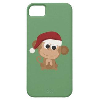 Santa Monkey Case For iPhone 5/5S