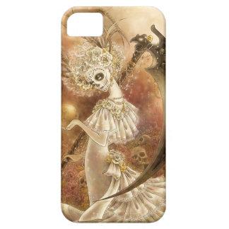 Santa Muerte iPhone 5 ID Case