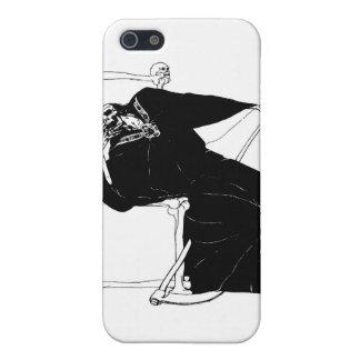 """Santa Muerte"" (Mexican Grim Reaper) iPhone 5 Cases"