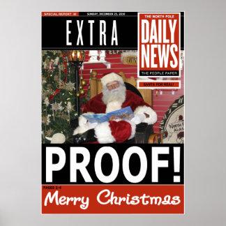 Santa News Print