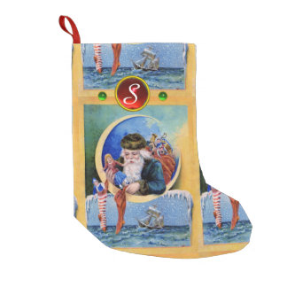 SANTA OF THE SAILORS,MOON,CHRISTMAS SOCKS AND TOYS