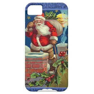 Santa on the roof case for the iPhone 5