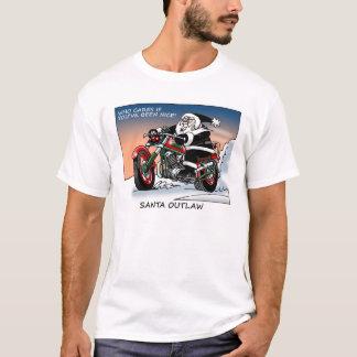 Santa Outlaw T-Shirt