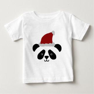 Santa Panda Kids Tshirt