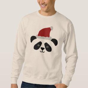 Santa Panda Sweatshirt
