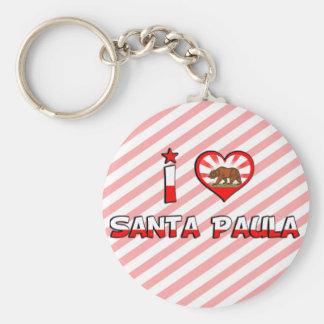 Santa Paula, CA Key Chains