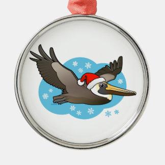 Santa Peli Christmas Ornament