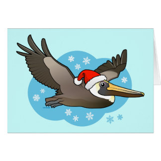 Santa Peli Greeting Card