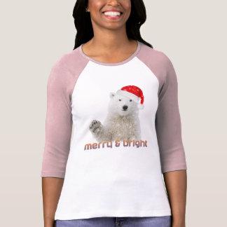 Santa Polar Bear | T-Shirt