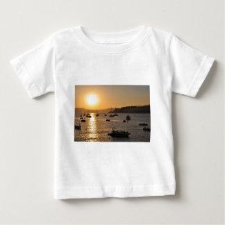 Santa ponsa sunset baby T-Shirt