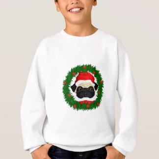 Santa Pug Sweatshirt