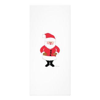 Santa Rack Card