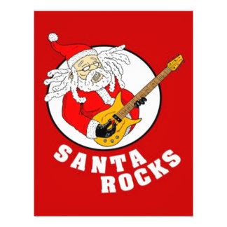 Santa Rocks Flyer