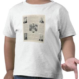 Santa Rosa, California 3 Shirt