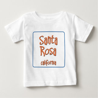 Santa Rosa California BlueBox Infant T-Shirt