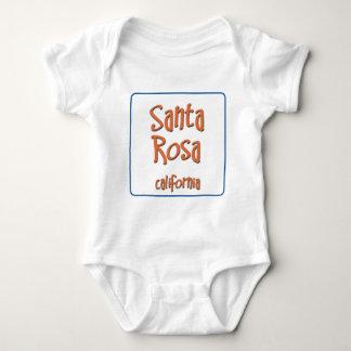 Santa Rosa California BlueBox Tee Shirt