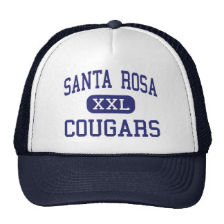 Santa Rosa Cougars Middle Santa Rosa Cap