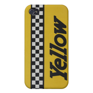 Santa Rosa, New Mexico,United States. Old Yello Case For iPhone 4