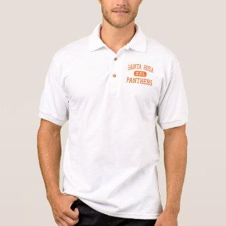 Santa Rosa - Panthers - High - Santa Rosa Polo T-shirt