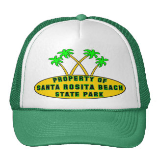 Santa Rosita Beach State Park Cap