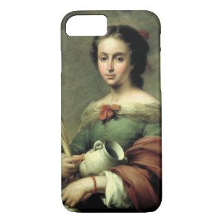 Santa Rufina iPhone 7 Case