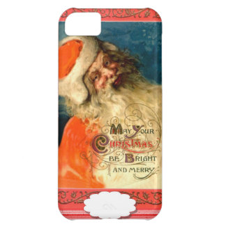Santa s Christmas greetings iPhone 5C Cases