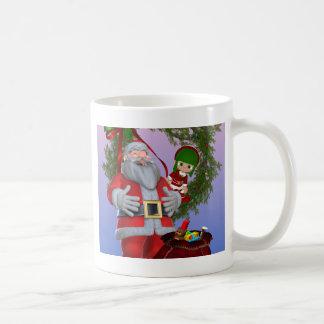 Santa`s Christmas Mugs