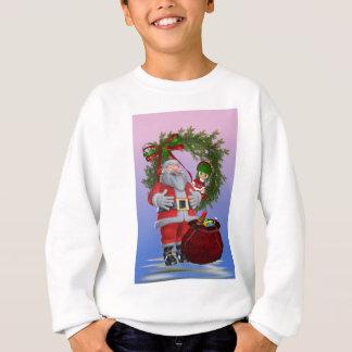 Santa`s Christmas Sweatshirt
