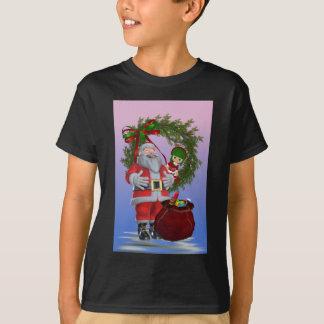 Santa`s Christmas T-Shirt