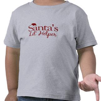 Santa s Lil Helper Shirts