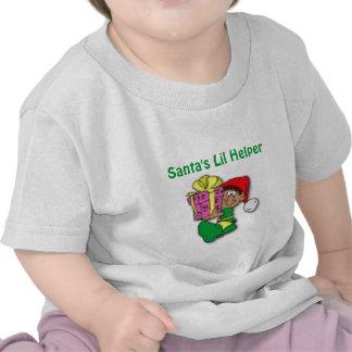 Santa s Lil Helper T-Shirt - Kid s