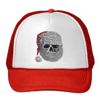 Santa skull cap