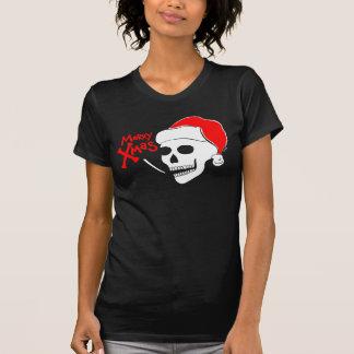 Santa Skull Hooded Pullovers