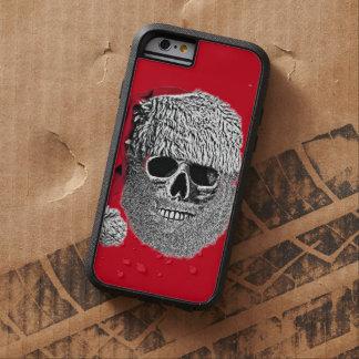 Santa skull tough xtreme iPhone 6 case