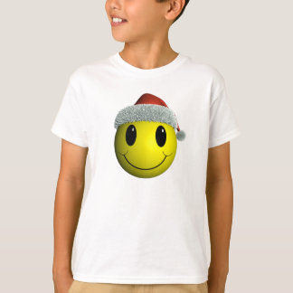 Santa Smiley T-Shirt