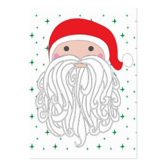 Santa Sparkle Business Card