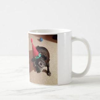 Santa Spike Basic White Mug