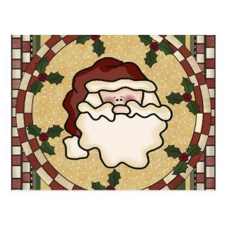 Santa St. Nick Postcard
