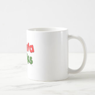 Santa Sucks Mugs