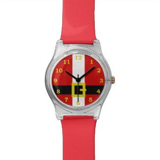 Santa Suit | Christmas Wrist Watch