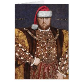 Santa VIII Greeting Card