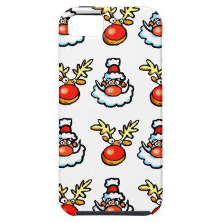 Santa Wallpaper iPhone 5 Case