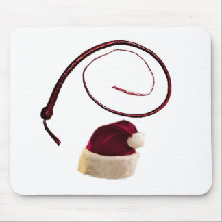 SANTA WHIP MOUSE PADS