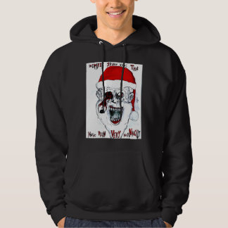 Santa Zombie Hoodie