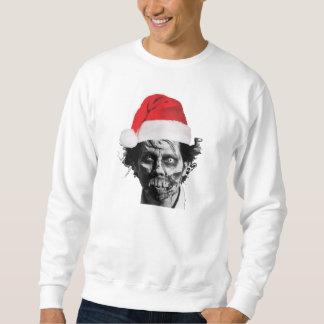 Santa Zombie Sweater Sweat Shirt