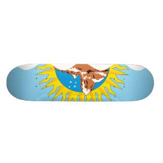 santacruz, Argentina Skate Board Deck